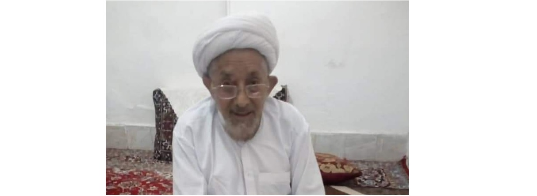 ممتاز عالم دین شیخ مہدی مقدسی ایران کے شہر قم میں انتقال کر گئے