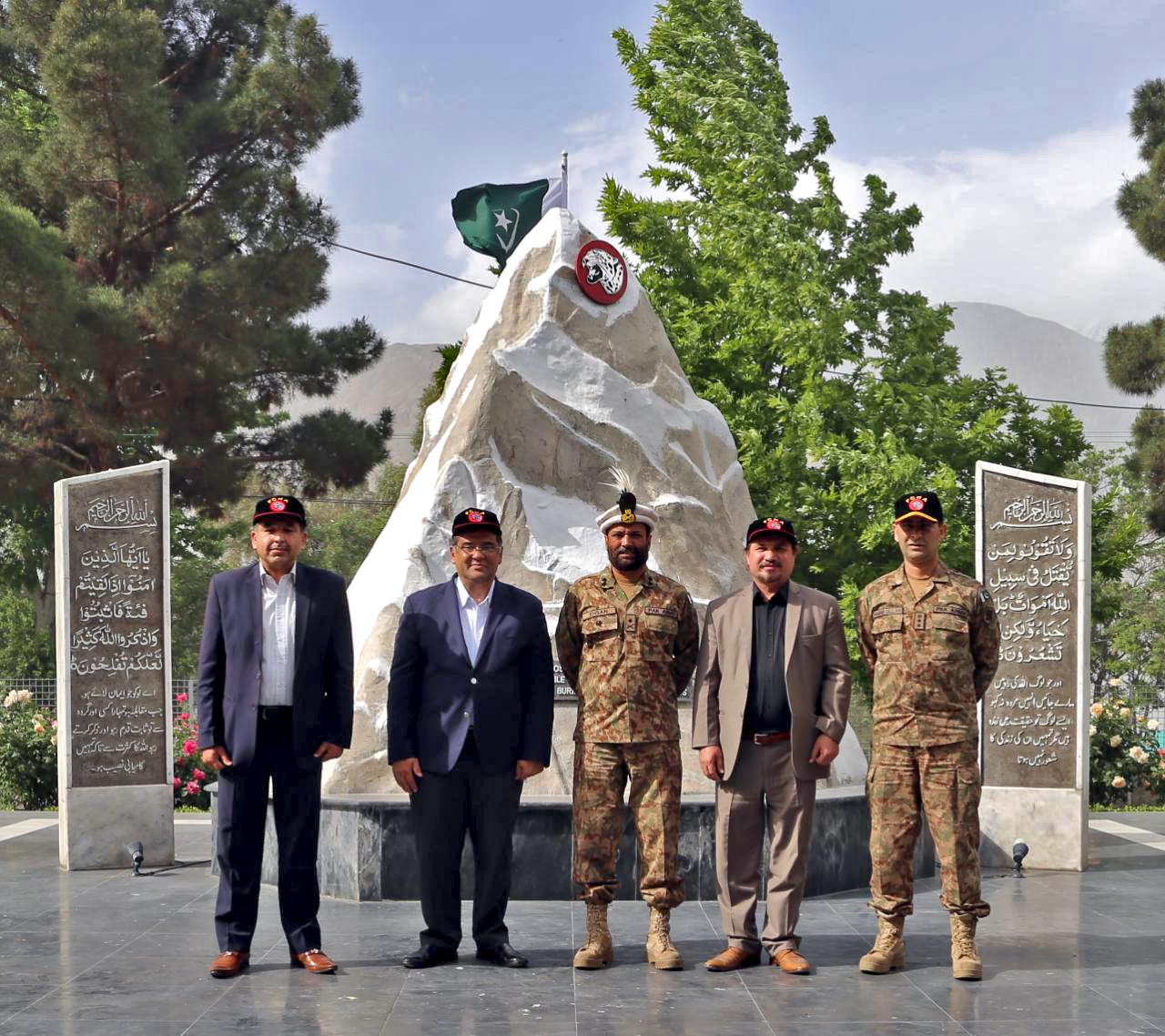 ایف سی این اے نے آغا خان ڈویلپمنٹ نیٹورک کی سماجی ترقی کے لئے جاری کاوشوں کو سراہا