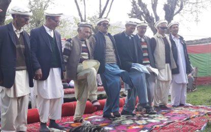 چترال بالا میں'قلم قبیلہ' نامی تنظیم کے زیر اہتمام منعقدہ ثقافتی تقریب کی روداد
