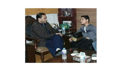 دیرینہ سیاسی کارکن مکرم علی شاہ کو ایم ایس ایف (ن) ہنزہ کا صدر بنانے کا مطالبہ