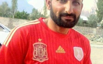 یاسین کا رہائشی معروف فٹبالر اسرار الدین لاپتہ ہوگیا، مقدمہ درج، تحقیقات شروع