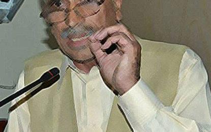 پیر نعیم چشتی صاحب کے اعزاز میں محفلِ مشاعرہ