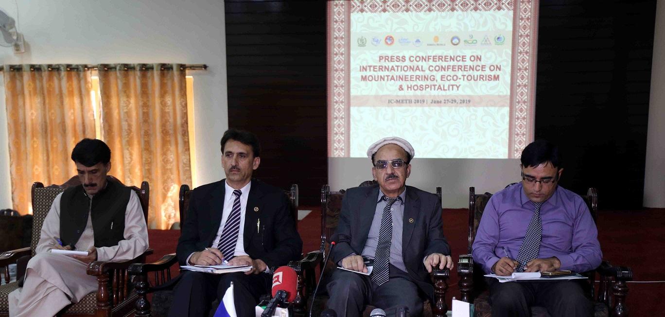 کے آئی یو ہنزہ کیمپس میں تین روزہ بین الاقوامی کانفرنس کا انعقاد کیا جارہا ہے، اختتامی تقریب میںصدر مملکت بھی شرکت کریں گے