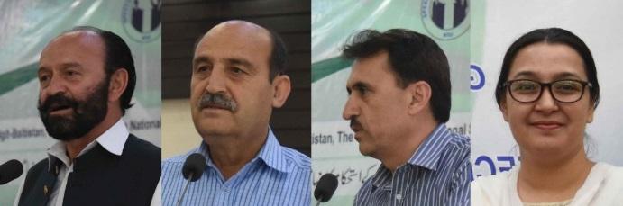 وفاقی حکومت گلگت بلتستان کے باسیوںکو بھکاری نہ سمجھے، ڈپٹی سپیکر کا جی بی پرائیڈ کے زیر اہتمام منعقدہ تقریری مقابلے سے خطاب