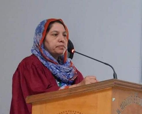 سلطانہ برہان الدین، ایک نابغہ روزگار شخصیت