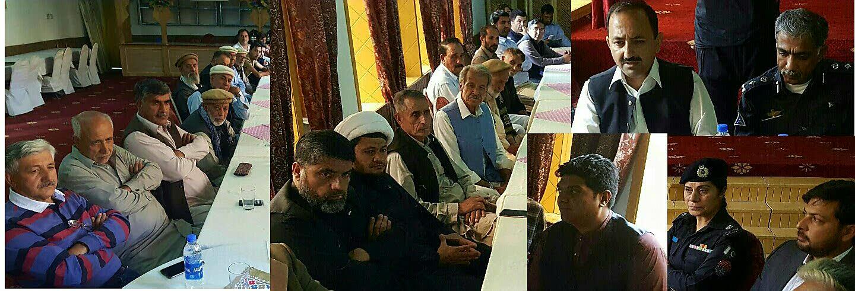 مقبوضہ کشمیر کی صورتحال اور محرم کے پیش نظر معروف سیاحتی مقام ہنزہ میں بھاری نفری تعینات کی جارہی ہے، کمشنر گلگت ڈویژن
