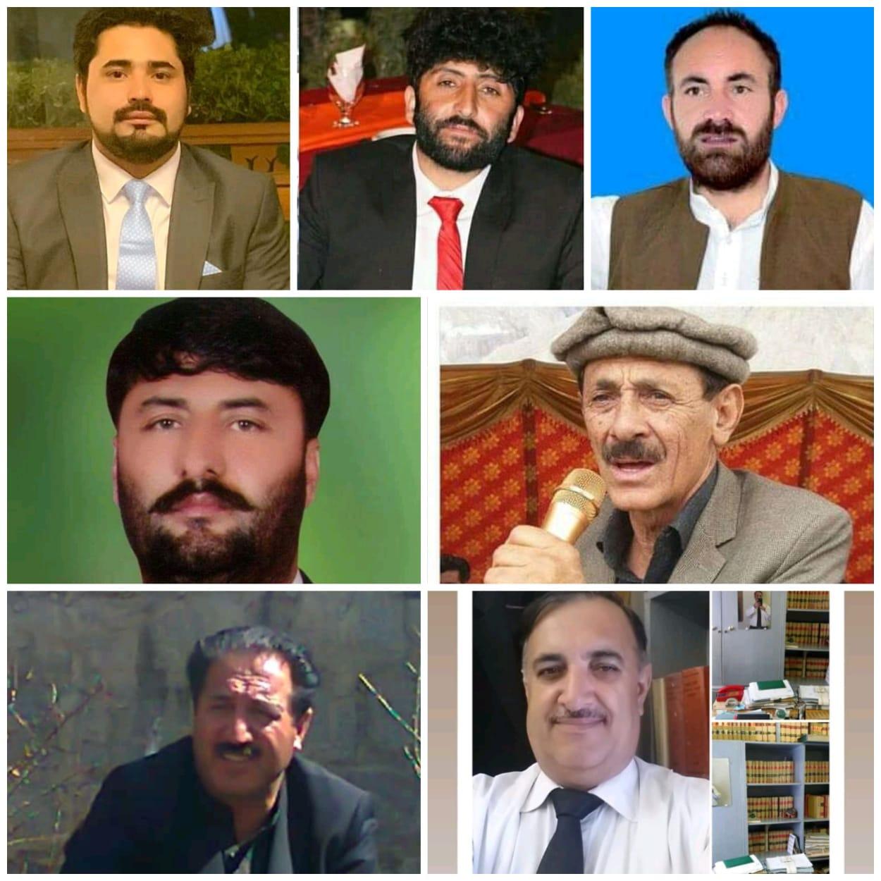 الیکشن 2020: یاسین میں امیدوار پر تولنے لگے