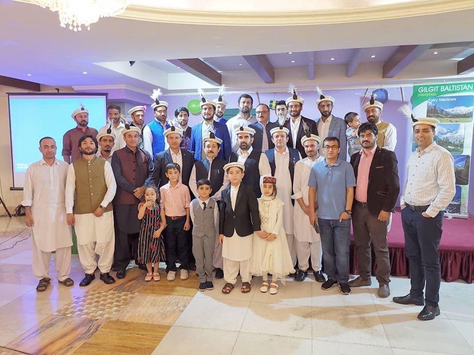 عمان میں مقیم گلگت بلتستان کے باسیوں نے یوم آزادی جوش و خروش سے منایا