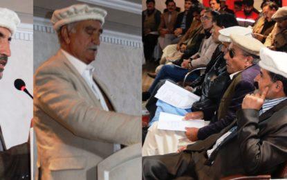 پاسبان ملٹی پرپزسوسائٹی کا سالانہ اجلاس، ممبران کا سوسائٹی کی کارکردگی پر اظہار اطمینان