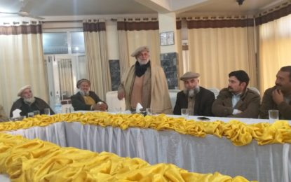 ریٹائر اے آئی جی پولیس  محمد دلپزیر خان کا  دیامر گوھر آباد سےالیکشن لڑنے کا اعلان