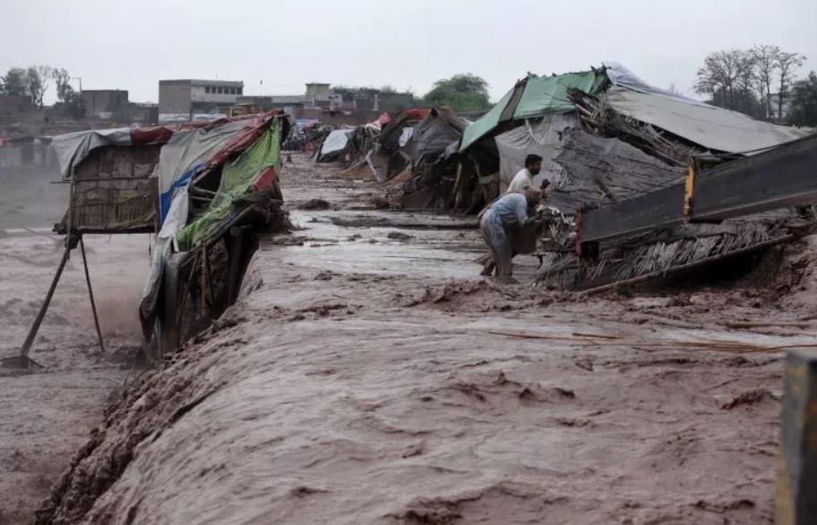 قدرتی آفت کے اثرات