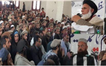 چلاس: جمعیت علما اسلام کے رہنما محمد عظیم کی یاد میںتعزیتی ریفرنس کا انعقاد