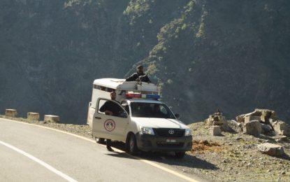 گلگت بلتستان اور کوہستان پولیس کے درمیان شاہراہ قراقرم پر مربوط سیکیورٹی نظام تشکیل دینے پر اتفاق