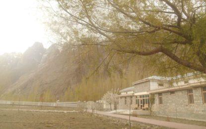 ہنزہ: سول ہسپتال کریم آباد اور گلمت میں آئسولیشن وارڈز قائم، سیاحوںکی آمد پر مکمل پابندی