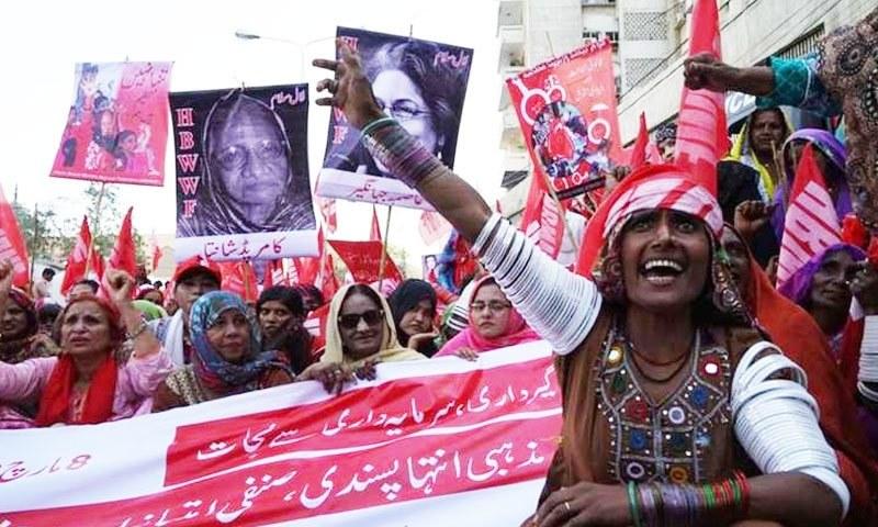 عالمی یوم خواتین کا اصل مقصد ۔۔ایک جائزہ