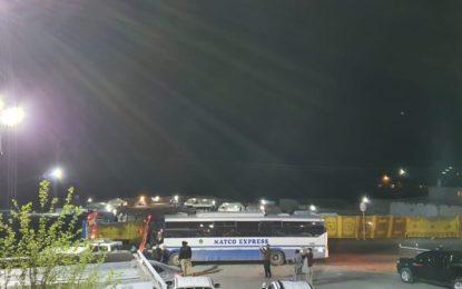 179 زائرین پر مشتمل دوسرا گروپ گلگت پہنچ گیا، 14 دن قرنطینہ میںرہنے کے بعد گھر جانے کی اجازت ہوگی