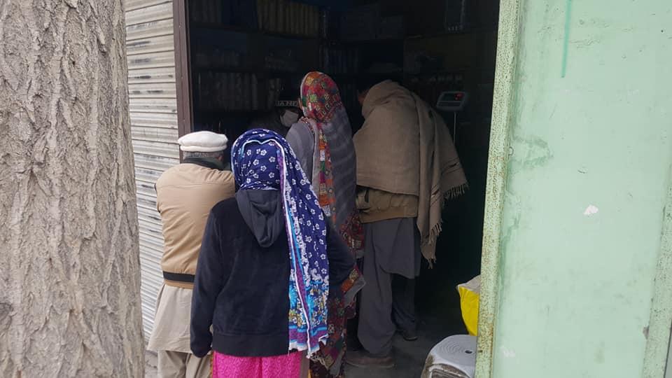 ہنزہ میں مخصوص اوقات پر دکانیںکھولنے سے رش بڑھ جاتا ہے، لاک ڈاون کا مقصد فوت ہو جائے گا
