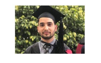 الوداع اے میرے وطن کے بیٹے،  شہید ڈاکٹر اسامہ ریاض