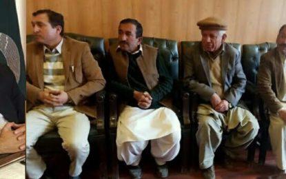 ناصر آباد ہنزہ میں یاد گار شہدا کی تعمیر کے لئے مفت زمین دینے کی پیشکش