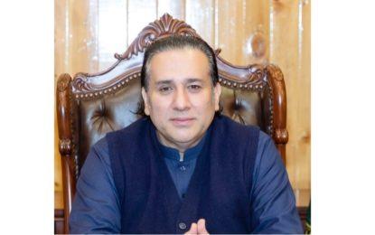 بہت جلد مقبوضہ کشمیر آزاد ہوکر پاکستان کا حصہ بن جائے گا، گورنر گلگت بلتستان کا بھارتی بیان پر ردِ عمل