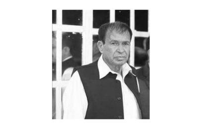 گوجال کی معروف سماجی شخصیت صوبیدار غلام علی انتقال کرگئے