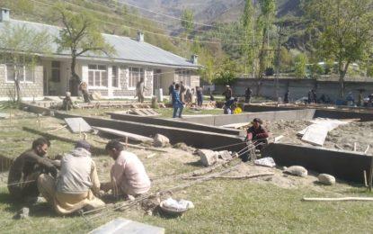 آغا خان ڈویلپمنٹ نیٹ ورک گرم چشمہ چترال میں20 بستروںپر مشتمل آئسولیشن مرکز تعمیر کر رہا ہے