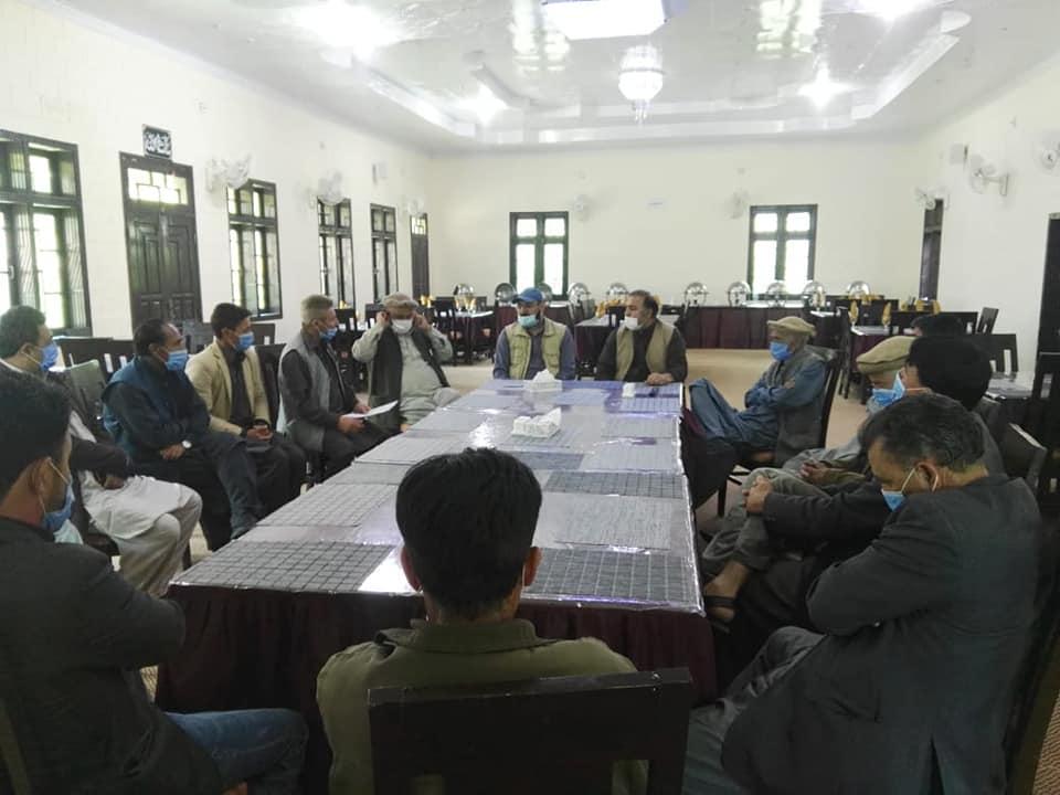 عوامی ایکشن کمیٹٰی نے اشکومن میں قرنطینہ قائم کرنےکامطالبہ کردیا