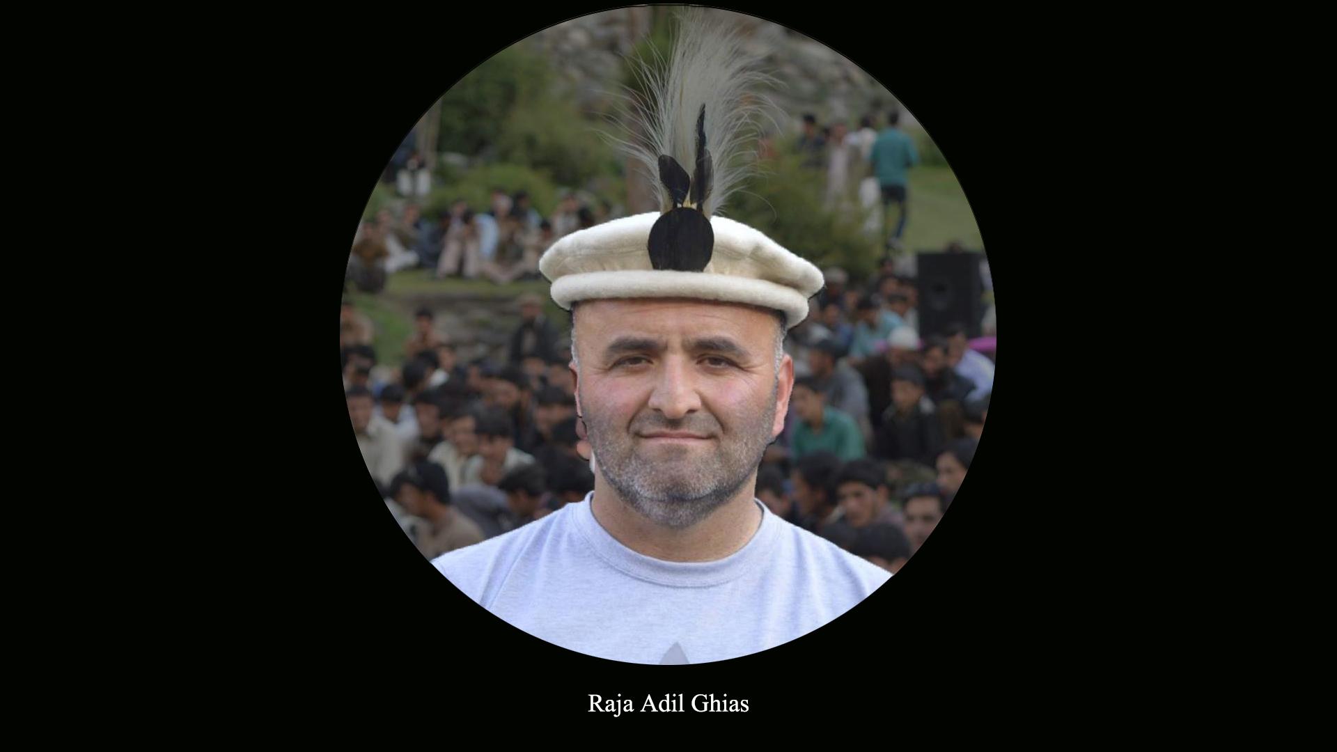ہر دلعزیز صحافی راجہ عادل غیاث