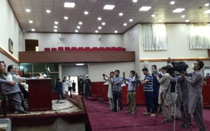 وفاقی حکومت نے نگران وزیر اعلی کی تقرری کے لئے کوئی مشاورت نہیںکی ہے، حفیظ الرحمن
