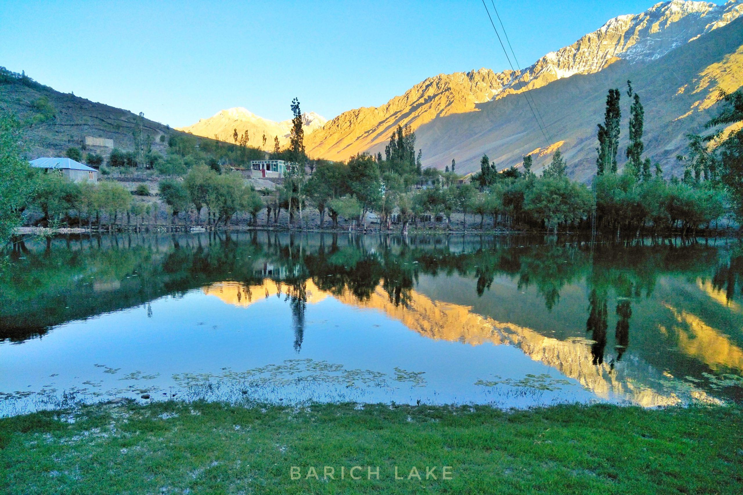باریچ جھیل – نظروں سے اوجھل قدرت کا انمول تحفہ