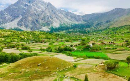 ٕتصویری کہانی —- وادی بلامک: بلتستان کی پوشیدہ جنت