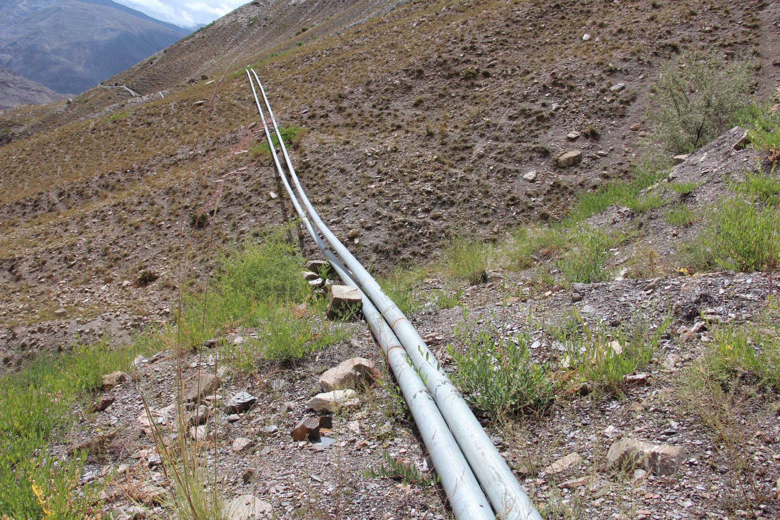 چترال میںفراہمی آب کا بڑا منصوبہ مکمل، پائپ لائن کی لمبائی 45 ہزار فٹ ہے