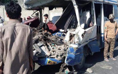 دیامر میں تین مختلف حادثات، 7 افراد جان بحق، متعدد زخمی