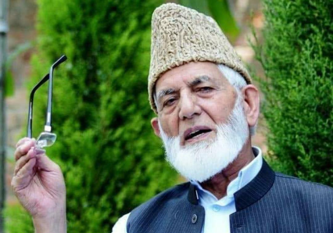 سید علی گیلانی مقبوضہ کشمیر میںپاکستان کی آواز تھا، وزیر اعلی گلگت بلتستان کا خراج تحسین